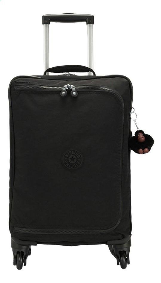 Kipling zachte reistrolley Cyrah S True Black 55 cm