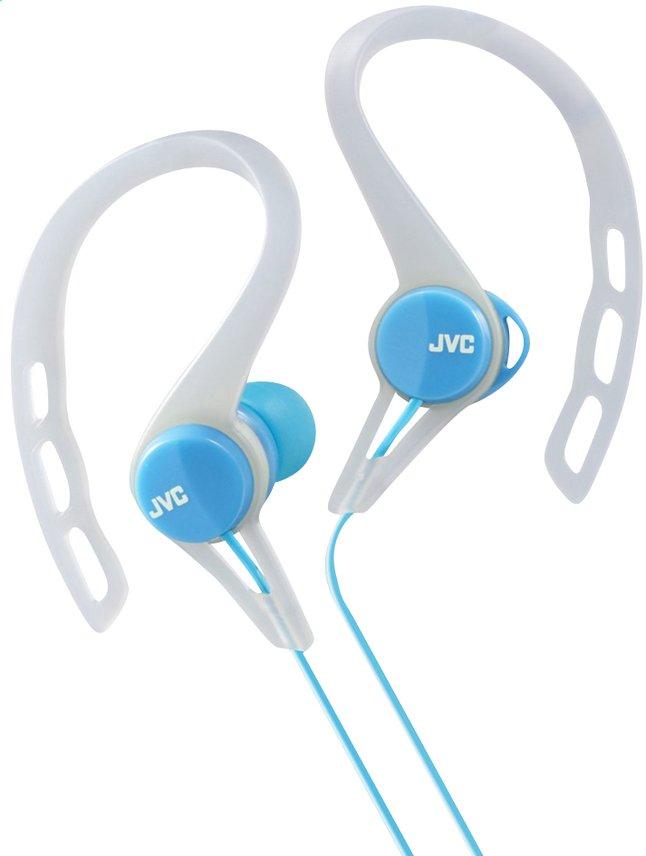 Image pour JVC écouteurs HA-ECX20-A-E Clip Sport bleu à partir de ColliShop