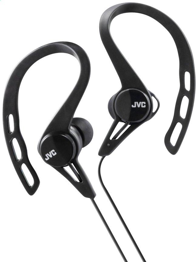 Afbeelding van JVC oortelefoon HA-ECX20-B-E Clip Sport zwart from ColliShop