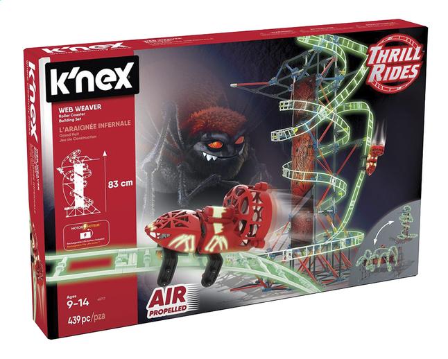 Afbeelding van K'nex Thrill Rides Web Weaver from ColliShop