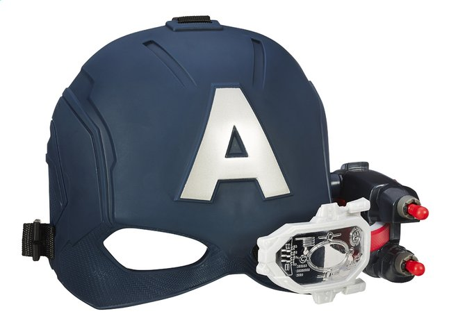 Afbeelding van Captain America: Civil War scope vision helm from ColliShop