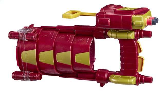Afbeelding van Nerf Captain America: Civil War Iron Man slide blast armour from ColliShop