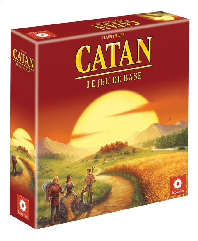 Image pour Catan - Le jeu de base à partir de ColliShop