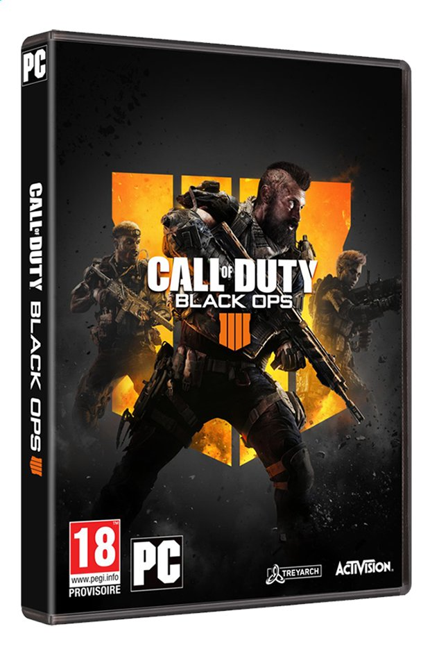 Afbeelding van PC Call of Duty Black Ops 4 ENG/FR from ColliShop