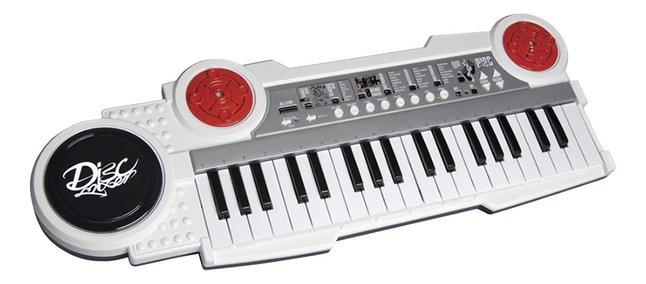 Afbeelding van Keyboard Disc mixer from ColliShop