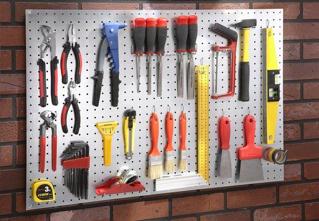Image pour Mottez Porte-outils de jardin à partir de ColliShop