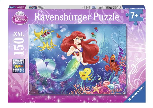 Afbeelding van Ravensburger XXL puzzel Disney Princess Iedereen houdt van Ariël from ColliShop