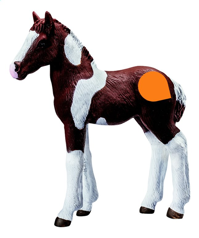 Afbeelding van Ravensburger Tiptoi interactieve figuur Barock Pinto veulen from ColliShop