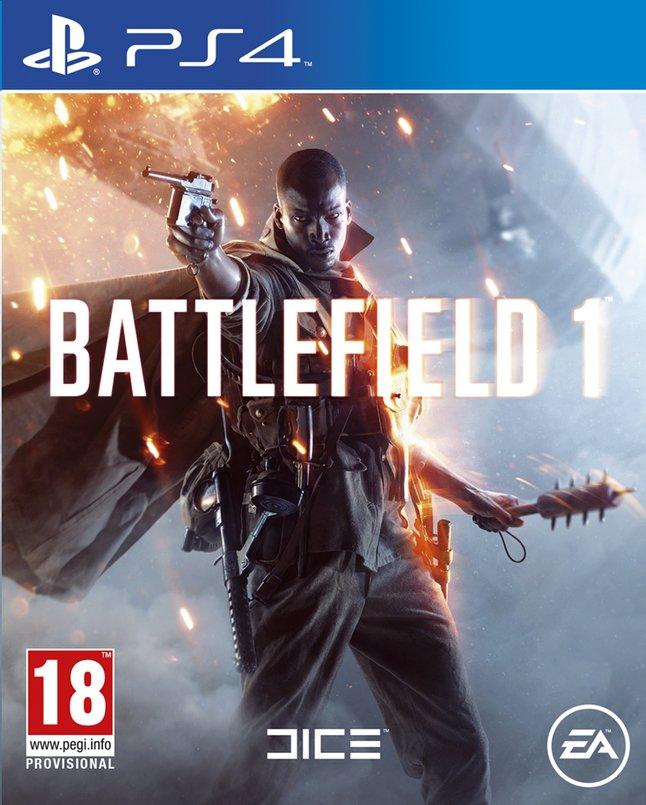 Image pour PS4 Battlefield 1 FR/ANG à partir de ColliShop