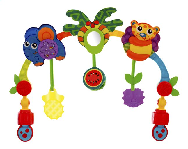 Afbeelding van Playgro Speelboog Tropical Tunes from ColliShop