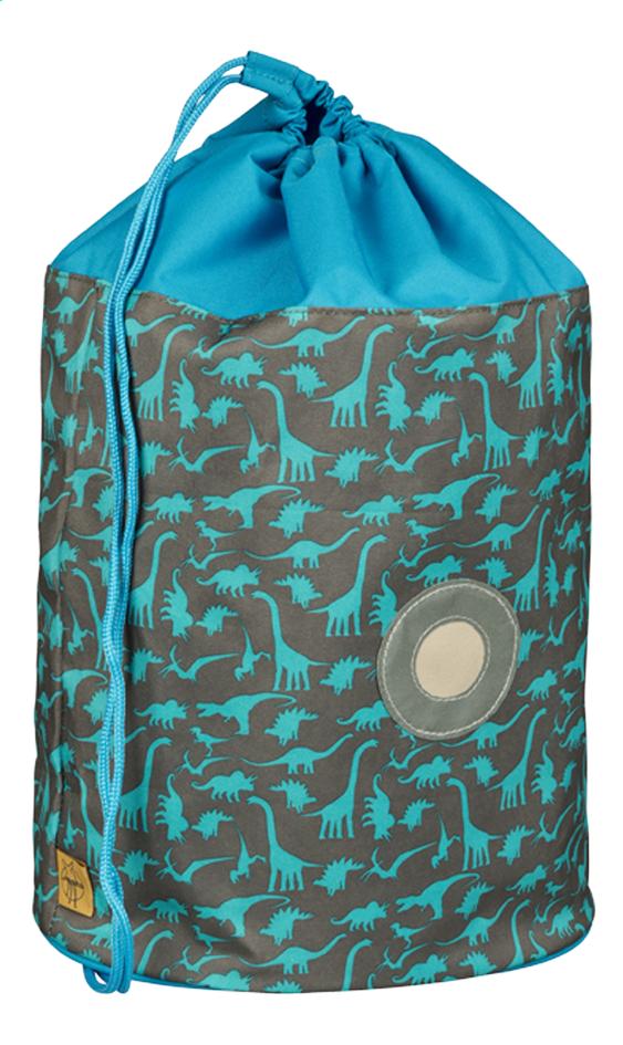 Image pour Lässig sac de gymnastique Dino Slate à partir de ColliShop