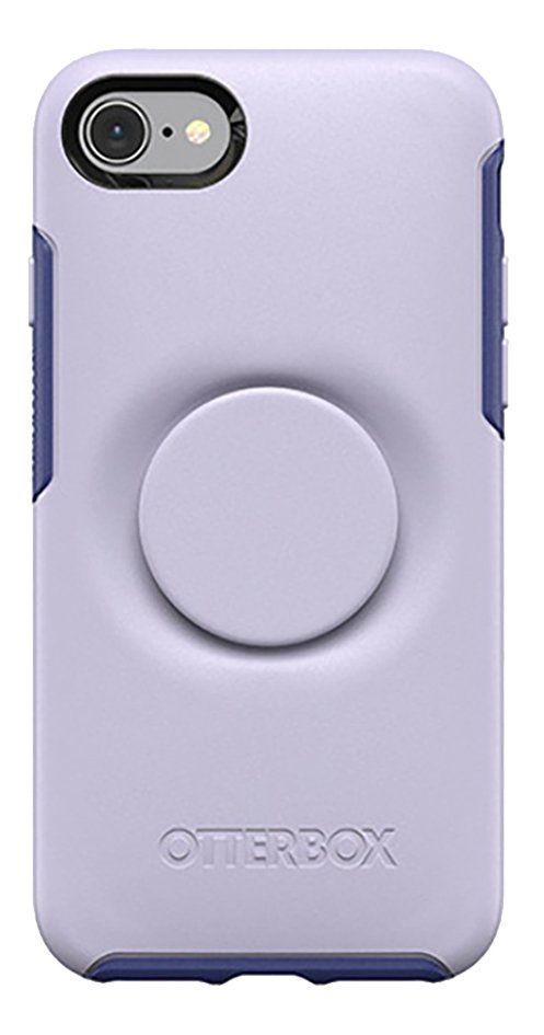 Afbeelding van Otterbox Cover Otter + Pop Symmetry Series Case voor iPhone 7/8 Lilac Dusk from ColliShop