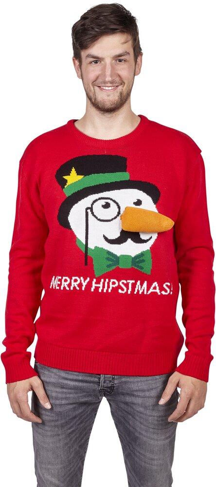 Afbeelding van Kersttrui volwassenen rood XL from ColliShop