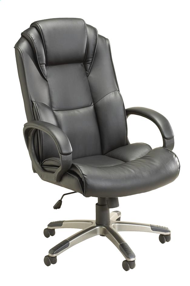 Image pour Demeyere Meubles Chaise de bureau Heracles noir à partir de ColliShop