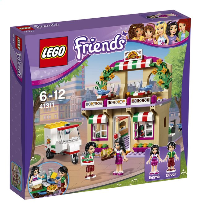 Afbeelding van LEGO Friends 41311 Heartlake pizzeria from ColliShop