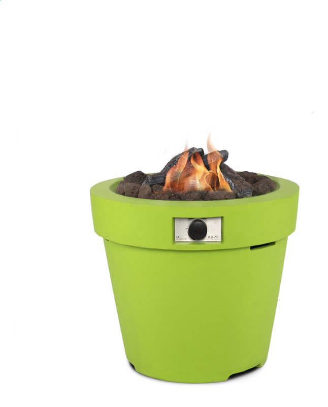 Afbeelding van Cosi Terrasverwarmer op gas Cosidrum 56 lime from ColliShop