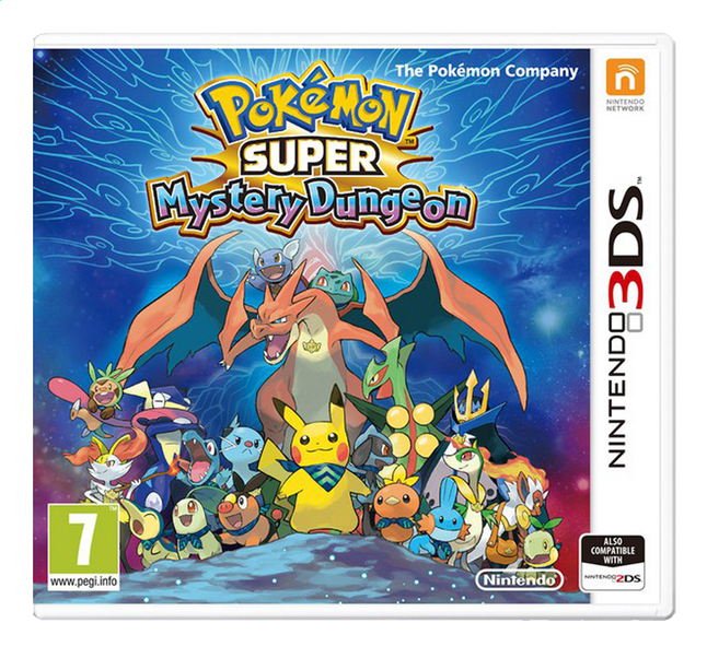 Image pour Nintendo 3DS Pokémon Donjon Mystère : les portes de l'Infini FR à partir de ColliShop