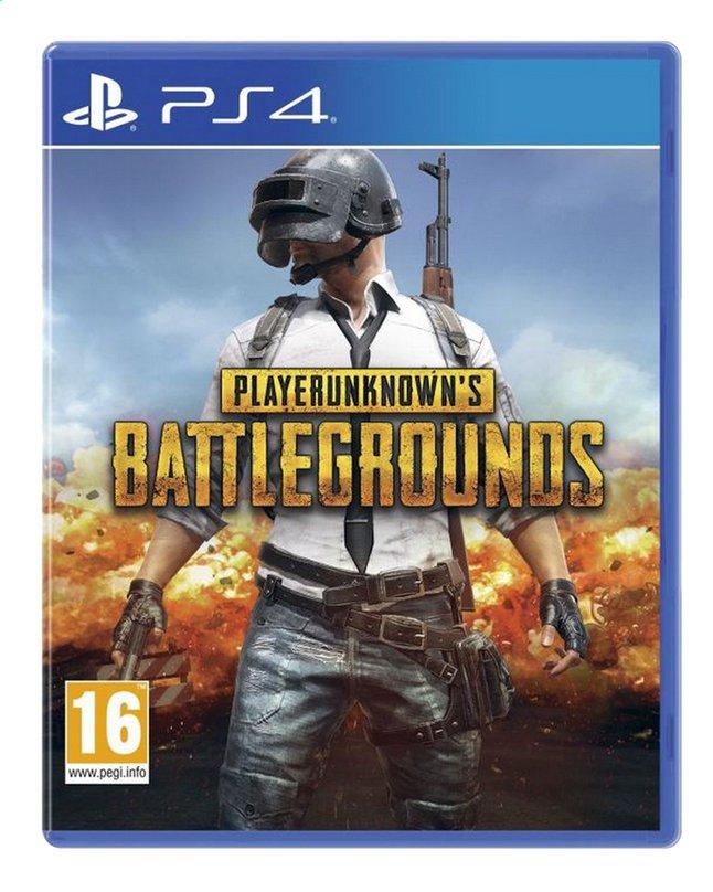 Image pour PS4 PlayerUnknown's Battlegrounds FR/ANG à partir de ColliShop