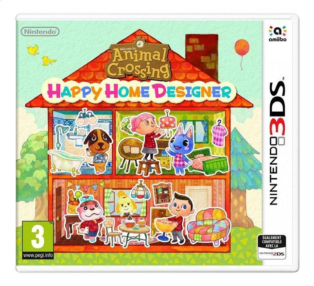 Image pour Nintendo 3DS Animal Crossing : Happy Home Designer NL à partir de ColliShop
