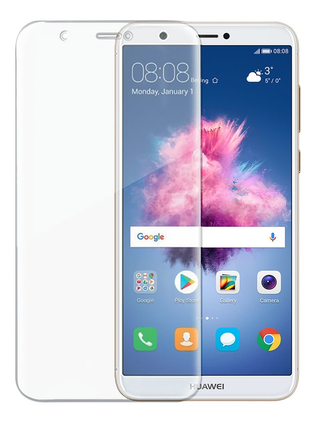 Afbeelding van bigben screen protector Huawei P Smart 2018 from ColliShop