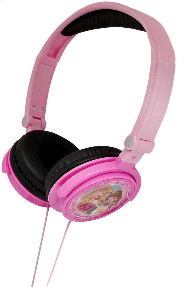 Image pour Lexibook casque Disney Princess à partir de ColliShop