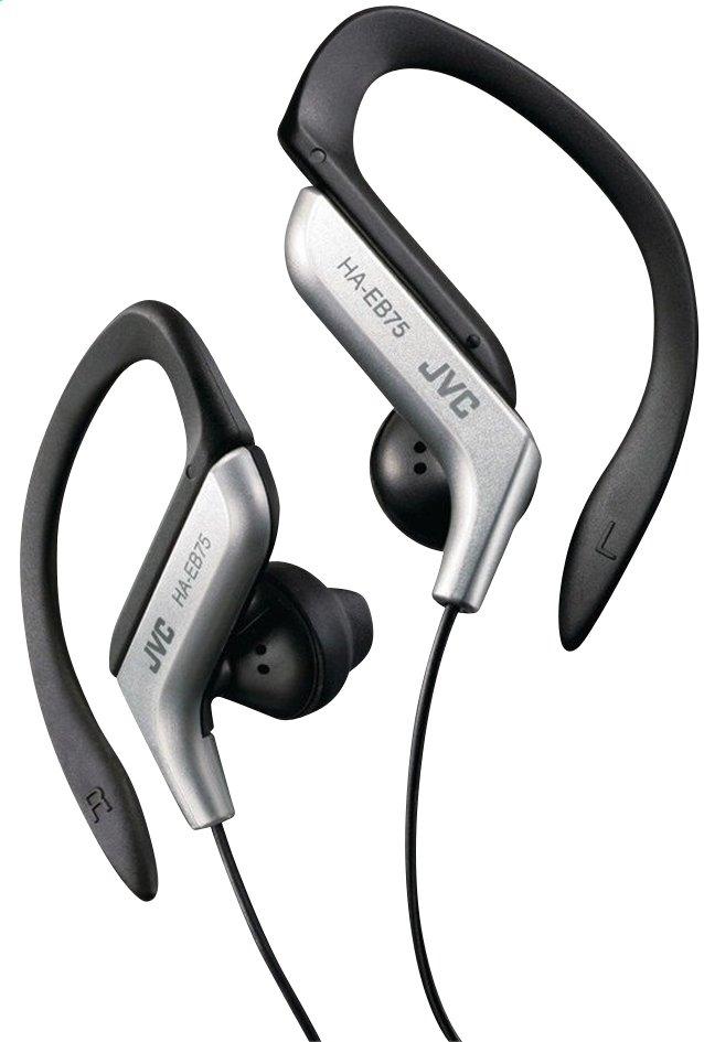 Image pour JVC écouteurs HA-EB75-S-E Clip Sport argenté à partir de ColliShop