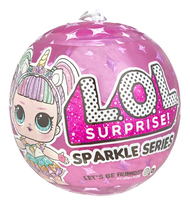 Minipoupée L.O.L. Surprise! Sparkle Series