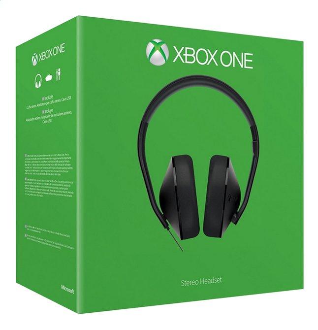 Afbeelding van Xbox One headset Stereo G22 from ColliShop