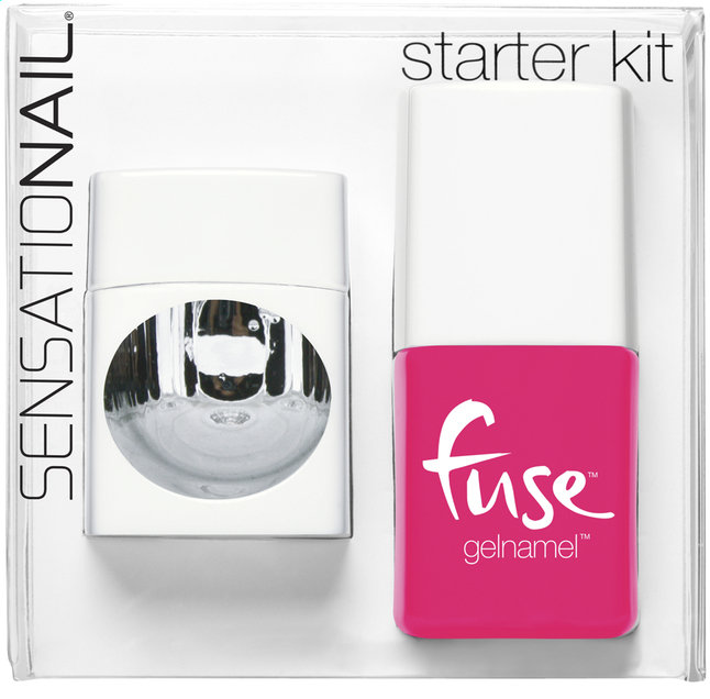 Afbeelding van SensatioNail Fuse starterskit Na-no Way! from ColliShop