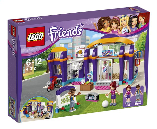 Afbeelding van LEGO Friends 41312 Heartlake sporthal from ColliShop