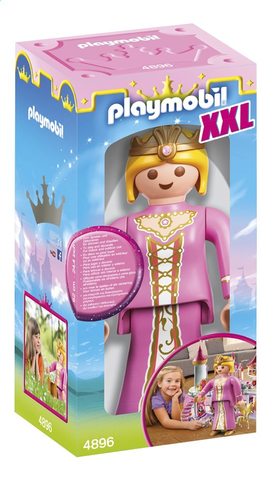 Afbeelding van Playmobil Princess 4896 XXL Princess from ColliShop