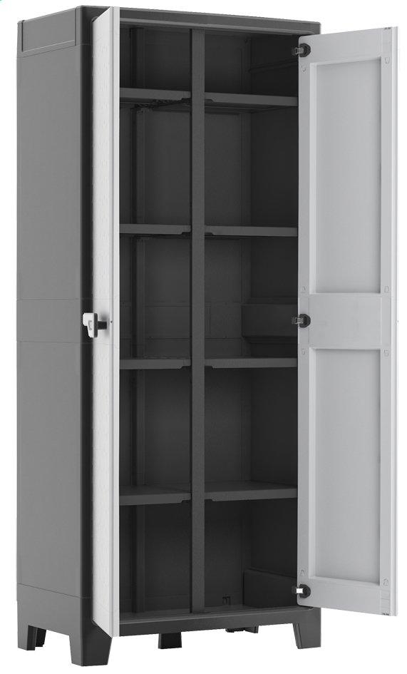 Image pour Kis armoire en matière synthétique Titan Multispace H 182 cm à partir de ColliShop