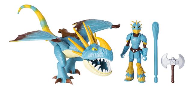 Image pour Dragons 3 - Astrid & Tempête à partir de ColliShop
