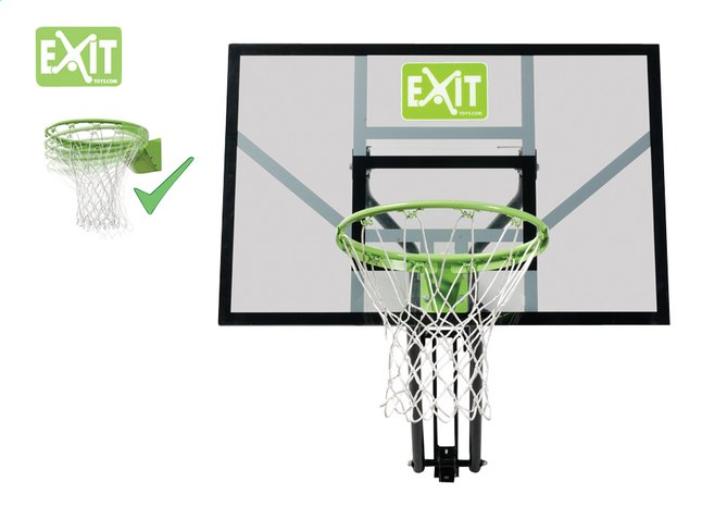 Afbeelding van EXIT Basketbalbord Galaxy Wall-Mount from ColliShop