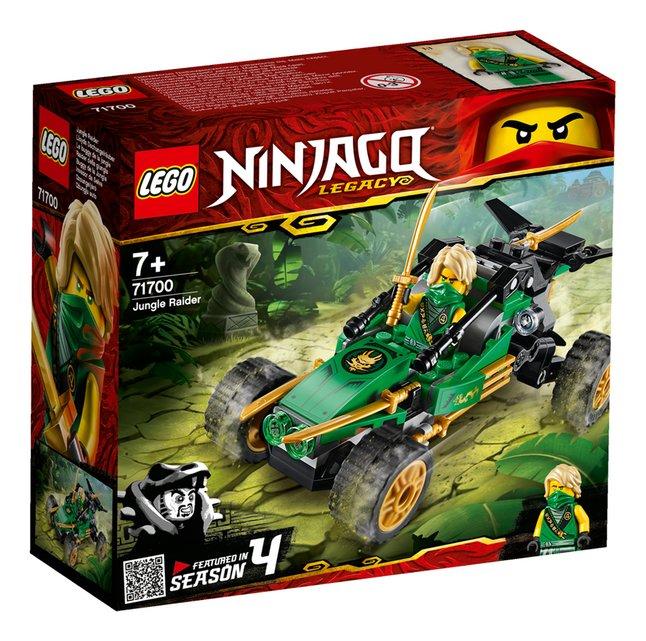 LEGO Ninjago 71700 Le buggy de la jungle