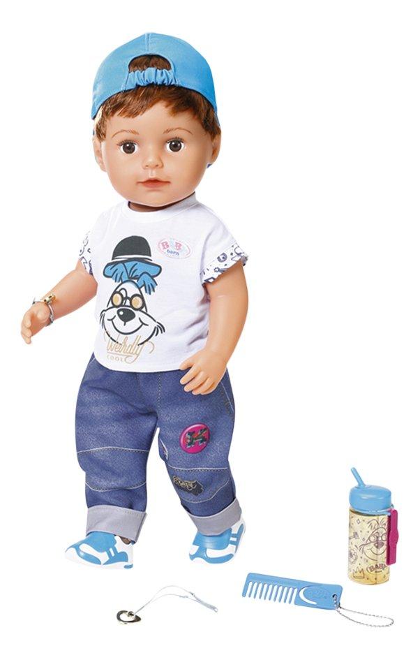 Image pour BABY born poupée Soft Touch Brother 43 cm à partir de ColliShop