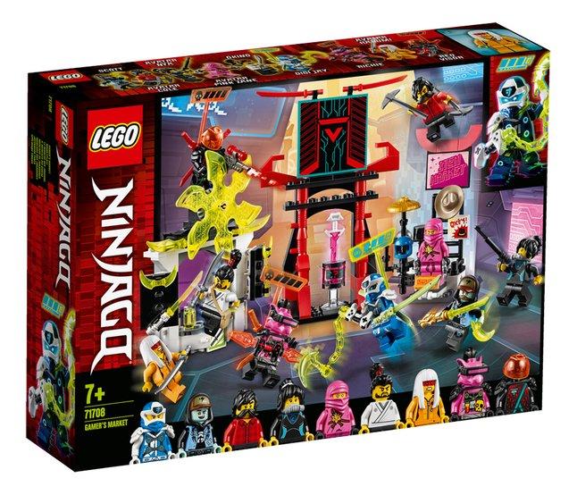 LEGO Ninjago 71708 Le marché des joueurs
