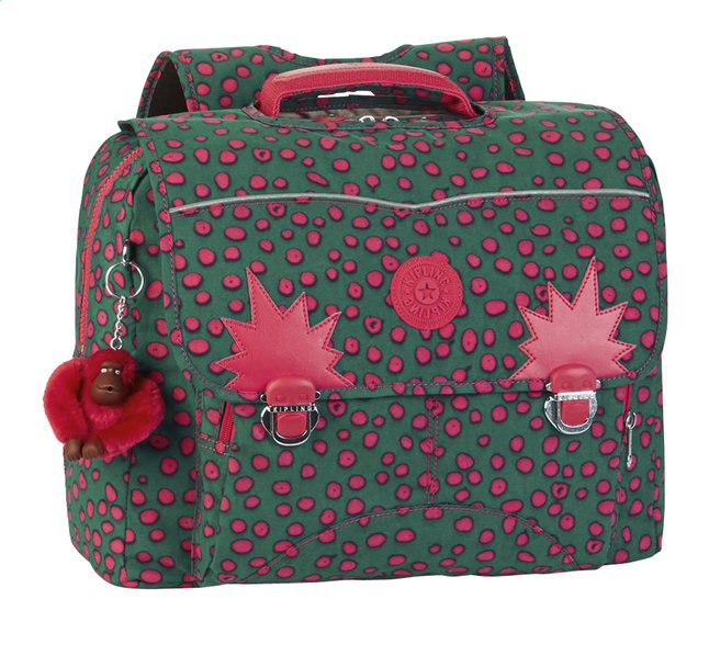 Image pour Kipling cartable Iniko Dot Play Print 40 cm à partir de ColliShop