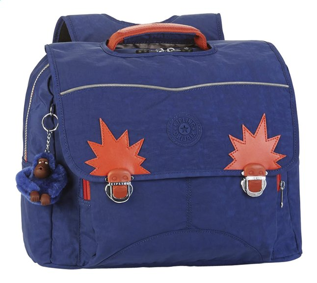 Image pour Kipling cartable Iniko Star Blue C 40 cm à partir de ColliShop