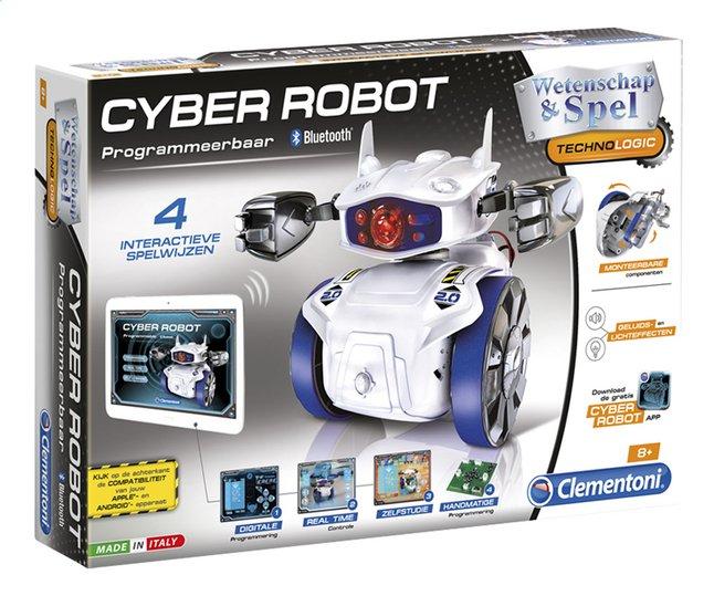 Afbeelding van Clementoni Cyber Robot from ColliShop