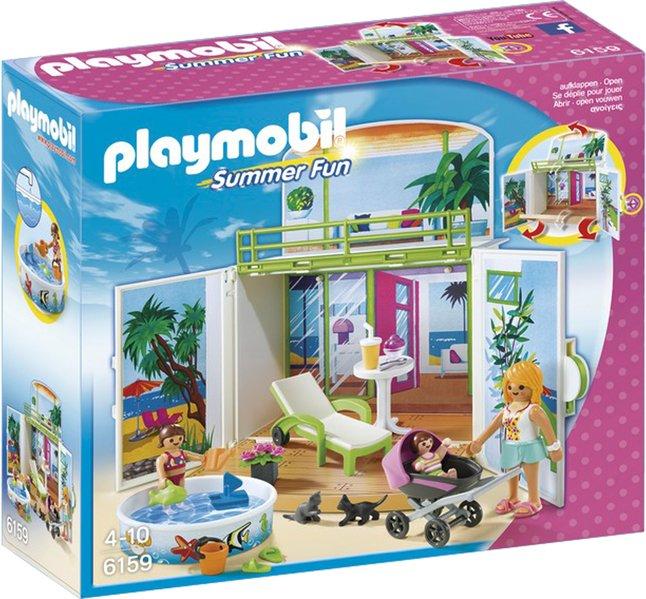 Afbeelding van Playmobil Summer Fun 6159 Speelbox Zonneterras from ColliShop