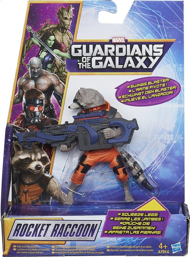 Afbeelding van Figuurtje Guardians of the Galaxy Rocket Raccoon from ColliShop