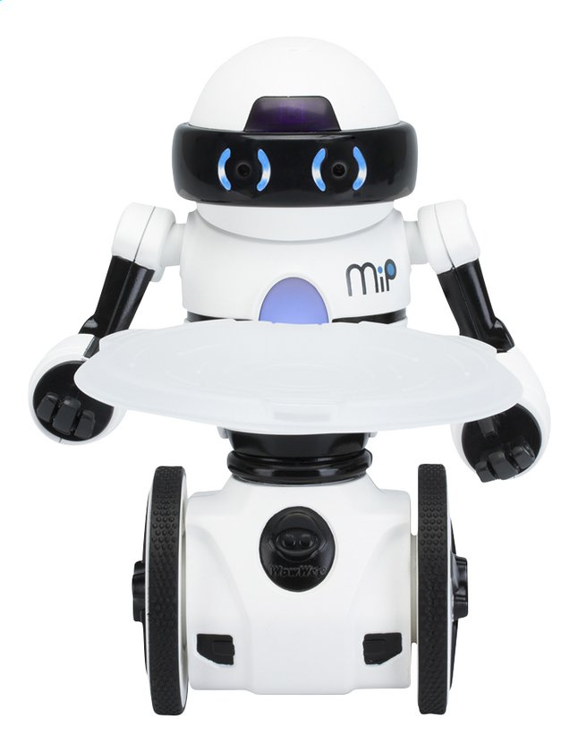 Afbeelding van Robot MiP wit from ColliShop
