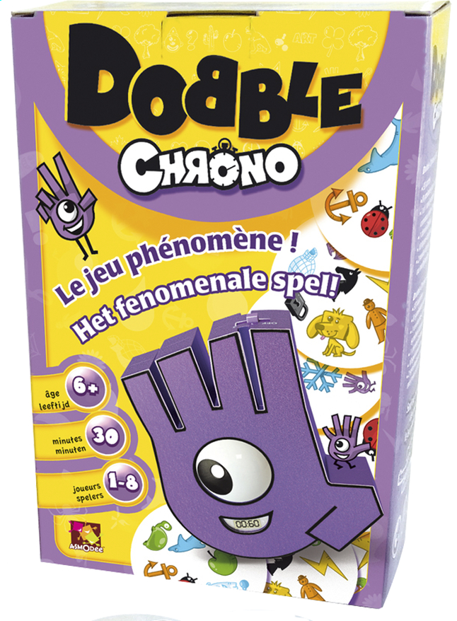 Image pour Dobble Chrono à partir de ColliShop