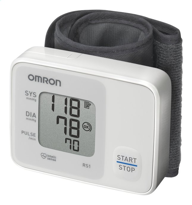 Image pour Omron Tensiomètre RS1 à partir de ColliShop