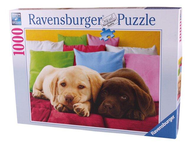 Image pour Ravensburger puzzle Tendresse à partir de ColliShop