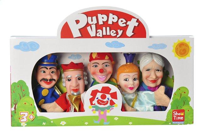 Image pour 5 marionnettes à partir de ColliShop