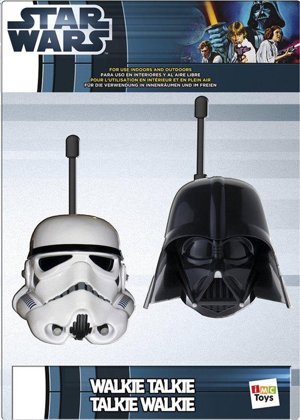 Afbeelding van Walkietalkie Star Wars Face from ColliShop