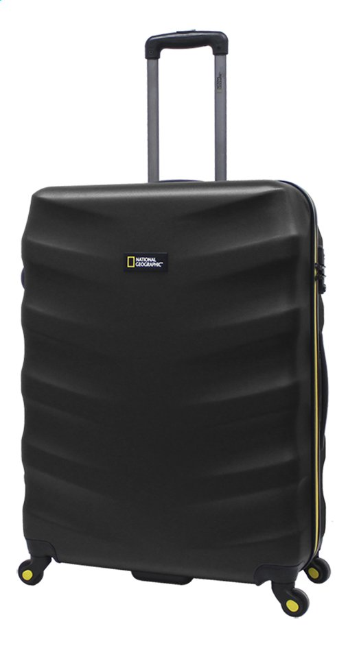 Image pour National Geographic valise rigide Black 76 cm à partir de ColliShop