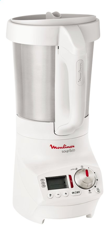 Afbeelding van Moulinex Soepmaker Soup & Co LM904110 from ColliShop